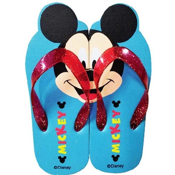 ディズニー ビーチサンダル 18cm ミッキーマウス