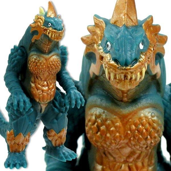 ウルトラマンタイガウルトラ怪獣シリーズ108セグメゲル