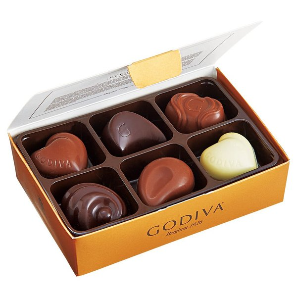 [5000円以上で送料無料] GODIVA ゴディバ ゴールドバロタン チョコレート ラッピング付【105003】 sanyodo 02