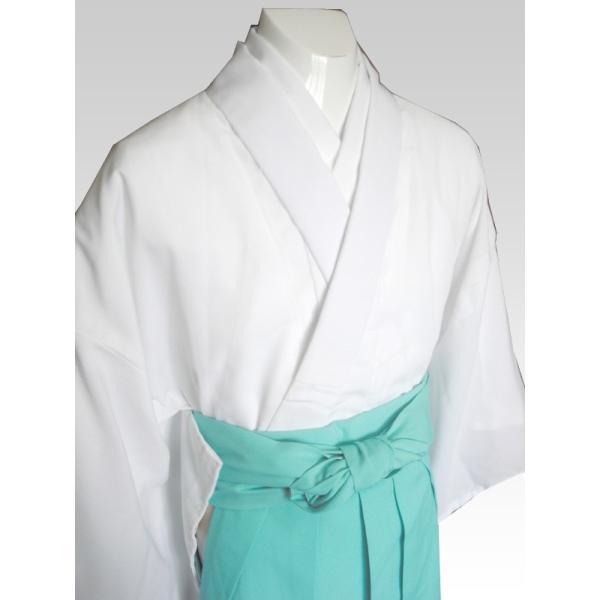【格安】ポリ100% 男性神職・僧侶用白衣【御奉仕価格】|sanyou-hifuku