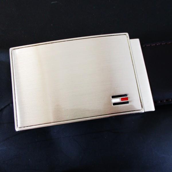 トミーヒルフィガー リバーシブル 牛革ベルト 08X017BR ブラウン/送料無料|saponintaiga|03