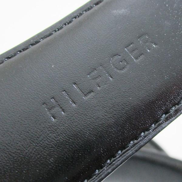 トミーヒルフィガー リバーシブル 牛革ベルト 08X017BR ブラウン/送料無料|saponintaiga|08