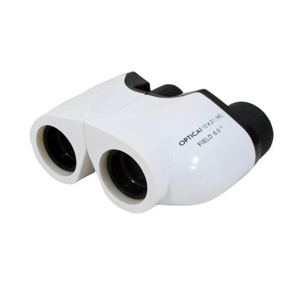 双眼鏡 10X21(倍率10倍)10×21-MC キャリングポーチ付き ナシカ NASHICA オプティカアイ 1752/送料無料|saponintaiga
