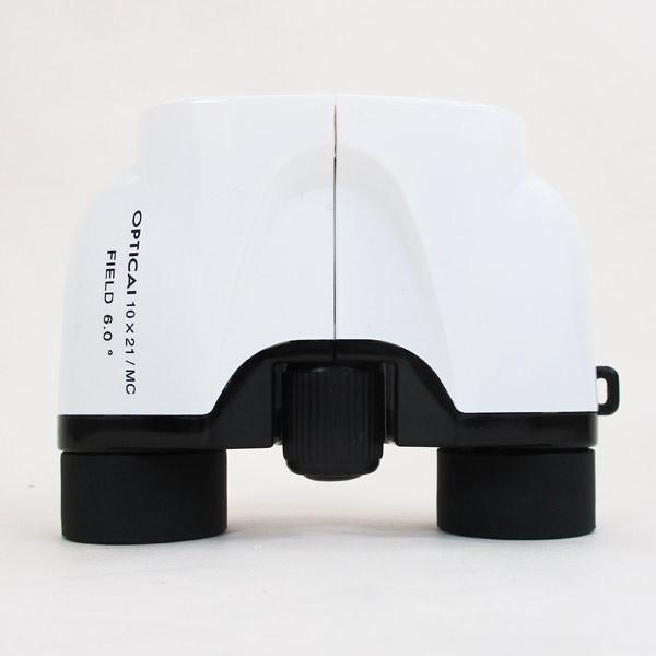 双眼鏡 10X21(倍率10倍)10×21-MC キャリングポーチ付き ナシカ NASHICA オプティカアイ 1752/送料無料|saponintaiga|03