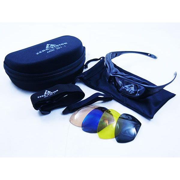 ZERO-VISION /ゼロビジョン/タクティカルゴーグル/ZV-500 調光/偏光レンズ|saponintaiga|03