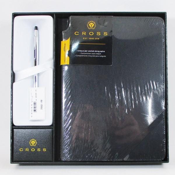 クロス ボールペンノートブック付ギフトボックスセット 3502/1M/送料無料 saponintaiga
