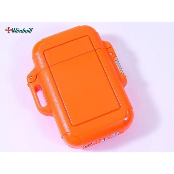 ウインドミル ターボライター Zag ブレイズオレンジ(0034)x1個/送料無料