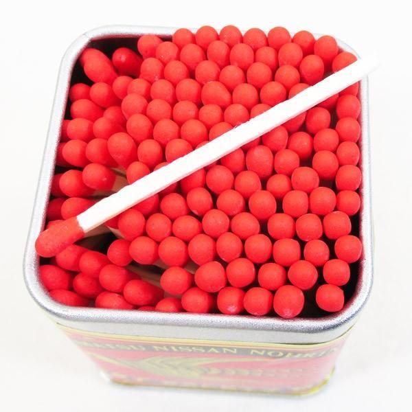 マッチ 日本製 デミタス缶マッチ ノスタルジア柄(約120本入)x9缶セット アソート/卸/送料無料|saponintaiga|03