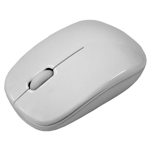 ワイヤレスマウス ブルーLED 2.4GHz HDMW-7091WH ホワイト HIDISC 0045/送料無料|saponintaiga|03