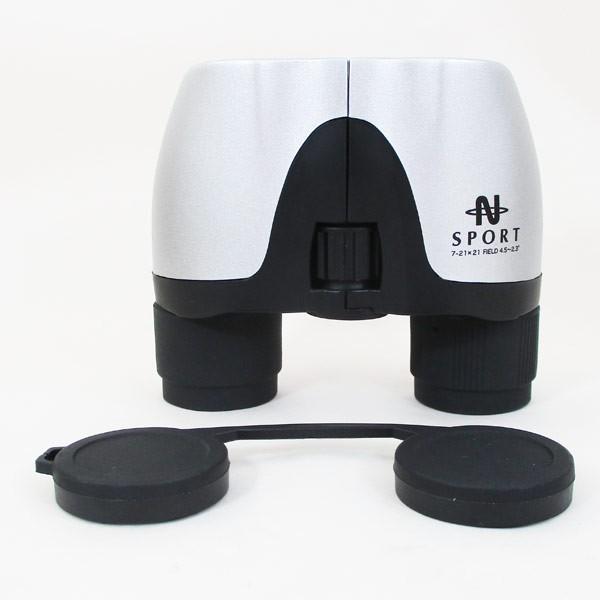 ズーム双眼鏡 N-SPORT 7-21×21 ZOOM(倍率:7〜21倍)ナシカNASHICA 1998/送料無料|saponintaiga|02