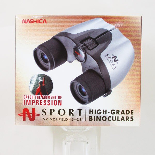 ズーム双眼鏡 N-SPORT 7-21×21 ZOOM(倍率:7〜21倍)ナシカNASHICA 1998/送料無料|saponintaiga|12
