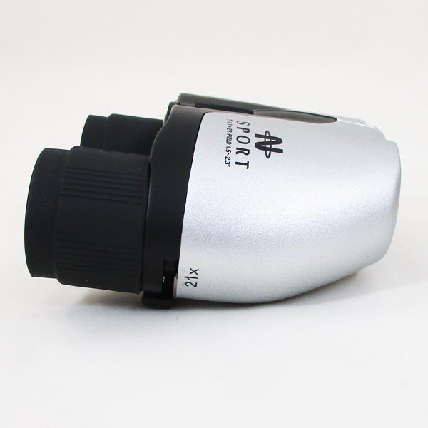 ズーム双眼鏡 N-SPORT 7-21×21 ZOOM(倍率:7〜21倍)ナシカNASHICA 1998/送料無料|saponintaiga|05