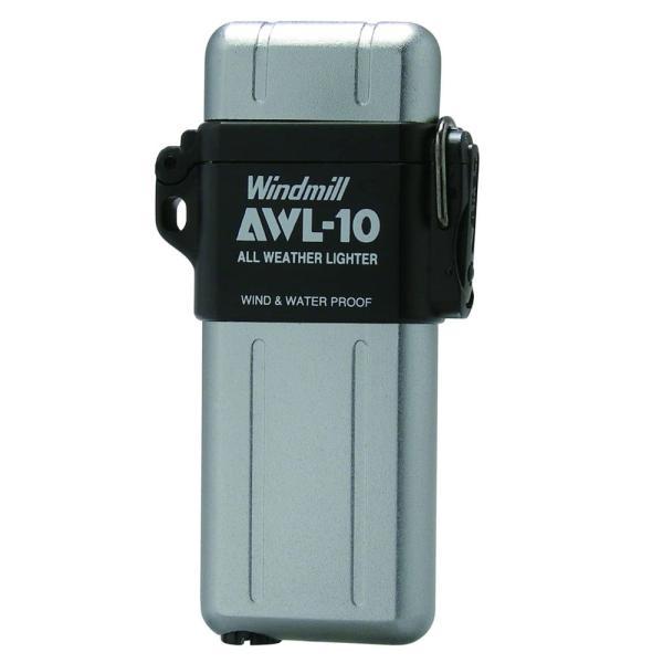 ウインドミル AWL-10 ターボライター ガンメタル/送料無料