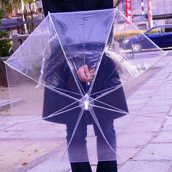 POEビニール傘 透明 直径70cm 雨の日のお客様サービスにも|saponintaiga|02