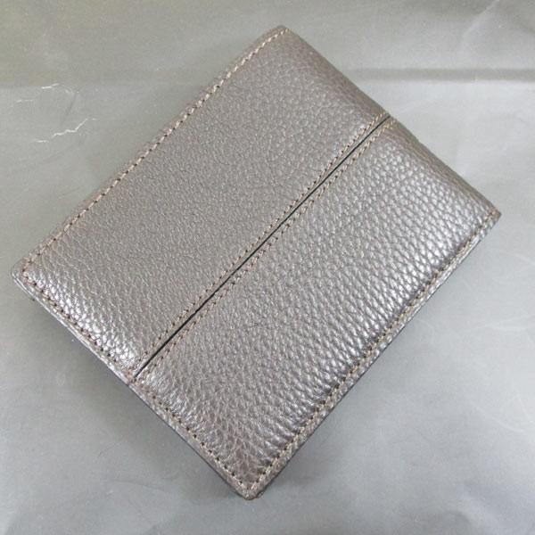 カルティエ 二つ折り財布 メンズ サドルステッチ L3001262 ダークブラウン 男性用 本革 カルチェ Cartier/送料無料|saponintaiga|11