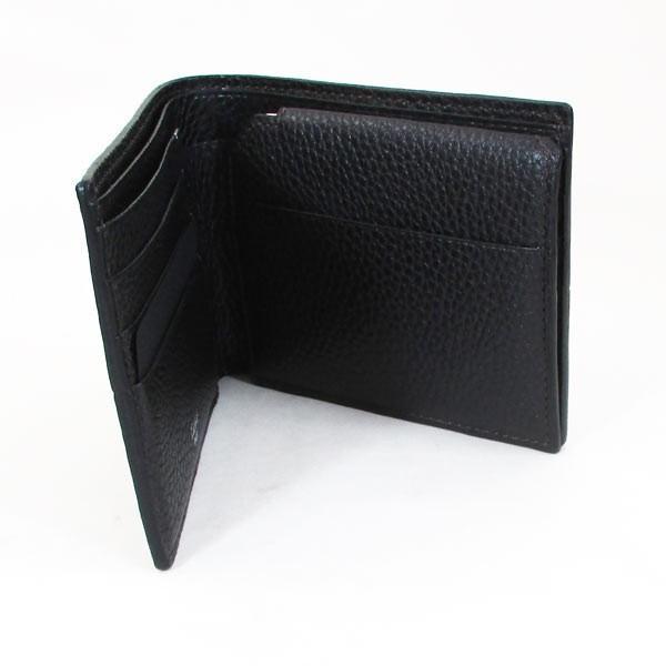 カルティエ 二つ折り財布 メンズ サドルステッチ L3001262 ダークブラウン 男性用 本革 カルチェ Cartier/送料無料|saponintaiga|04