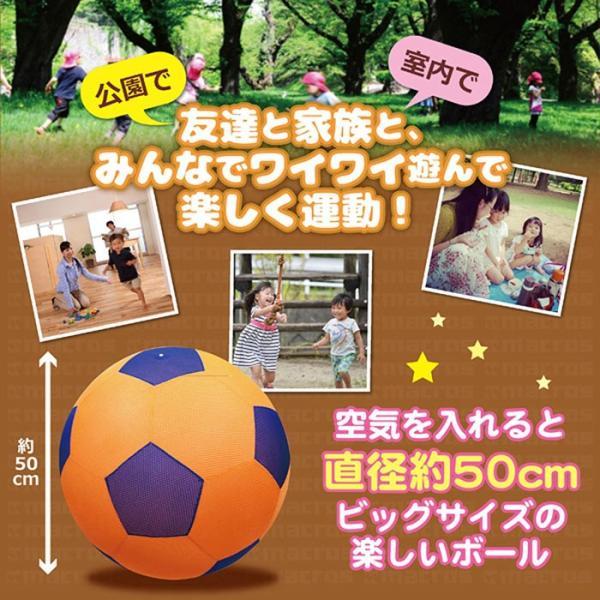 カラフル/メッシュボール 50 ハンドポンプ付き 大きくてやわらか/x3球/卸/|saponintaiga|03