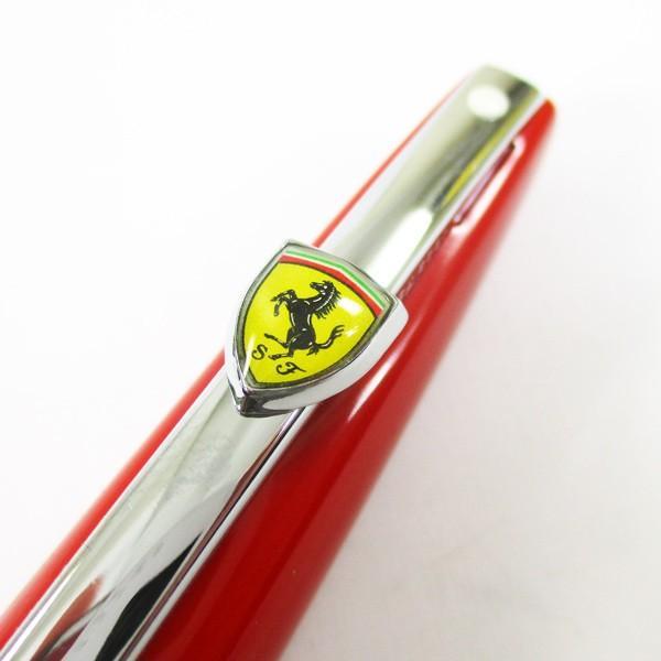 シェーファー&フェラーリ ボールペン タラニス F9519BP ロッソコルサCT/送料無料メール便|saponintaiga|08