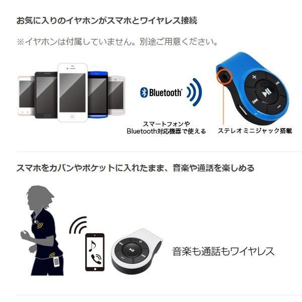 ブルートゥース オーディオレシーバー Bluetooth GH-BHRA-WH ホワイト グリーンハウス 6990/送料無料メール便 箱破棄|saponintaiga|02