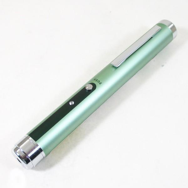 レーザーポインター グリーン光 緑光 ペン型 PSCマーク 日本製 GLP-100N