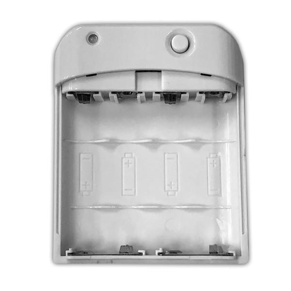乾電池式スマホ充電器 電池交換充電器 乾電池式モバイル充電器 充電器・バッテリー類 HD-AA4WHM 1071 HIDISC/送料無料メール便 ポイント消化|saponintaiga|12