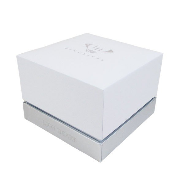ライオンハート メンズ 紳士腕時計 黒文字盤 メタルバンド LHW101BBG/5850/送料無料|saponintaiga|11
