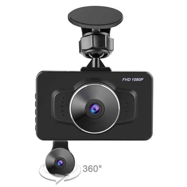 ドライブレコーダー サブカメラ一体型広角 KDR-E10 KEIAN SONY製Exmor CMOSセンサー搭載/送料無料 saponintaiga 06