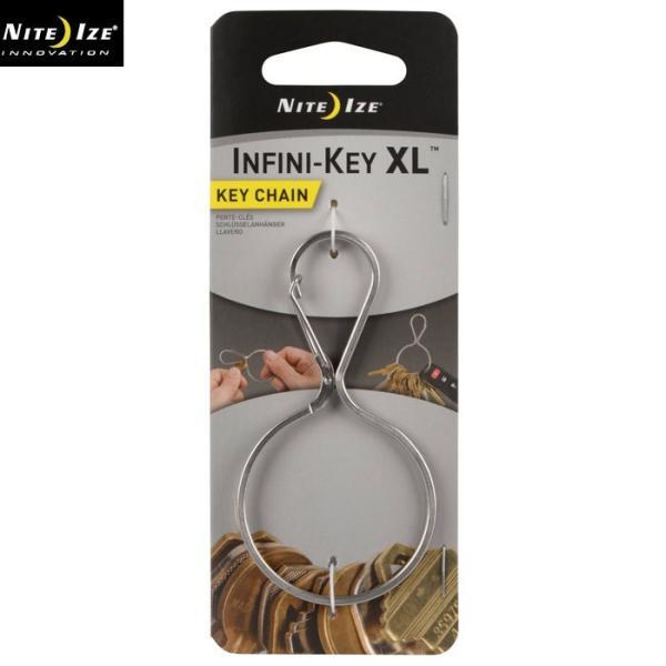 NITEIZEナイトアイズ インフィニキー XL /KICL-11-R3|saponintaiga|05