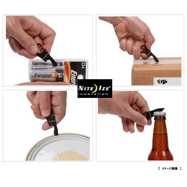 NITEIZEナイトアイズ ドゥーヒッキー クリップキー KMTCK-11-R3 silver|saponintaiga|05