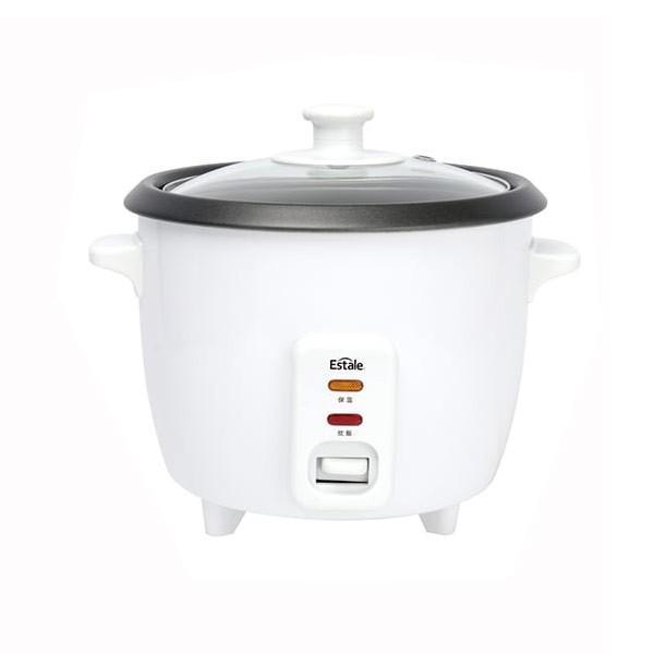 3合炊き炊飯器 保温機能付き&蒸し器 スチームクッカー ララクック MEK-69/送料無料 saponintaiga