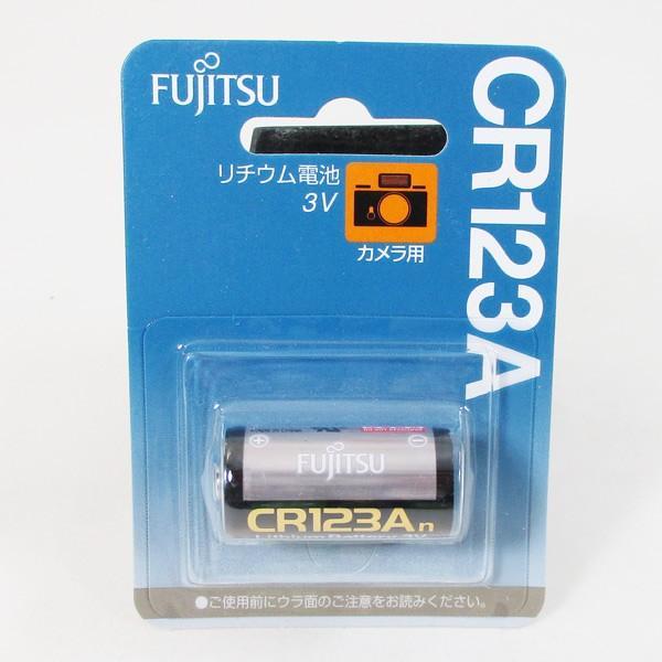 国内一流メーカー CR123A/1個/ リチウム電池 |saponintaiga