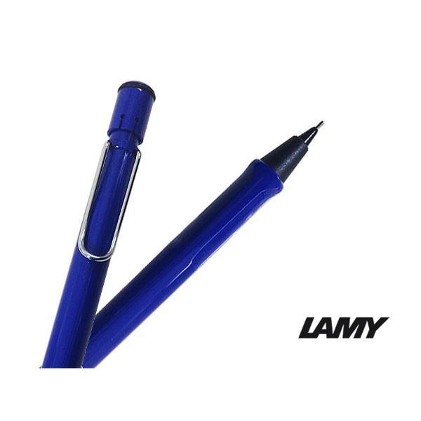 ラミー ペンシル(0.5mm)サファリ シャープペンシル シャーペン ブルー(L114)/送料無料メール便 箱を畳み ポイント消化|saponintaiga|02