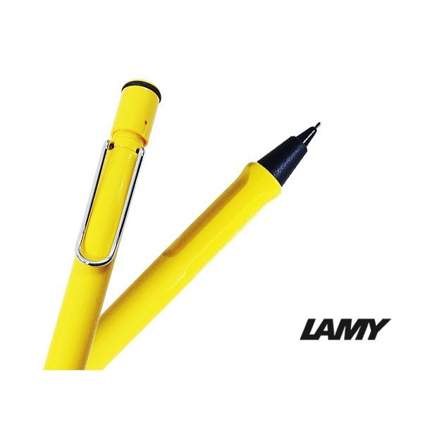 ラミー ペンシル(0.5mm)サファリ シャープペンシル シャーペン イエロー(L118)/送料無料メール便 箱を畳み ポイント消化 saponintaiga 02