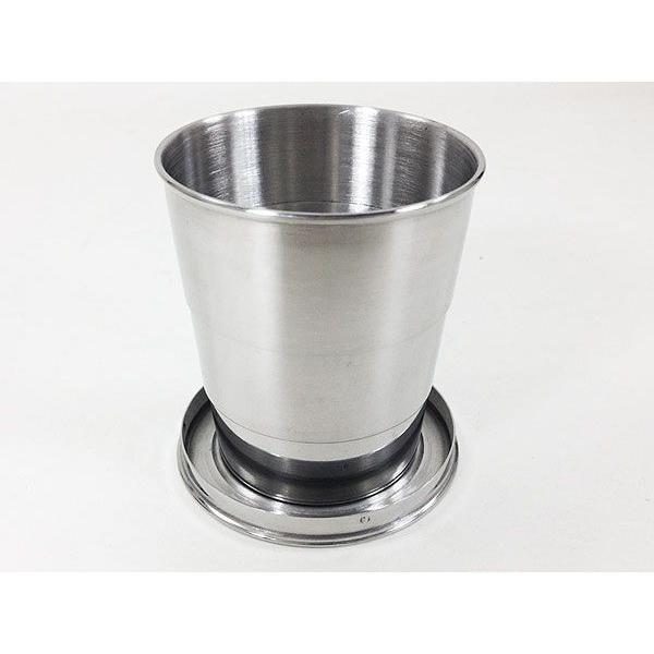 ショットグラス ステンレス 折り畳み 伸縮自在 ウイスキー フラスコ LY-BE2/ZP/送料無料|saponintaiga|06