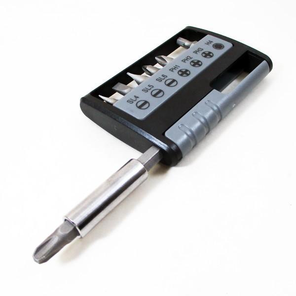 ドライバー&六角レンチ+マグネタイザー付 ツールセット MCZ-172/5273/送料無料|saponintaiga|11