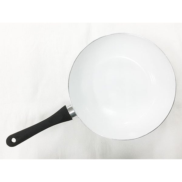 Estale セラミックコーティング 深型フライパン セラミックシェフ28cm/MCK-17|saponintaiga|02