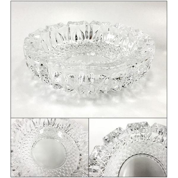 東洋佐々木ガラス/ガラス製卓上灰皿/トレド(小)/P-05507-JANx3個/卸/|saponintaiga|03