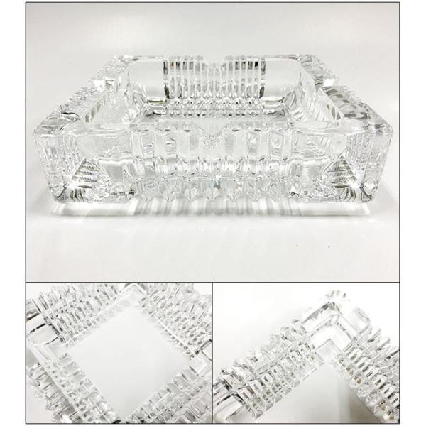 東洋佐々木ガラス/ガラス製卓上灰皿/クロッシンク(小) /P-26414-JANx3個/卸/|saponintaiga|06