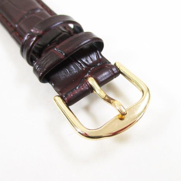 シチズン ファルコン 腕時計 日本製ムーブメント 革ベルト ブラウン/茶 Q996-104 メンズ 紳士/送料無料メール便 ポイント消化|saponintaiga|04