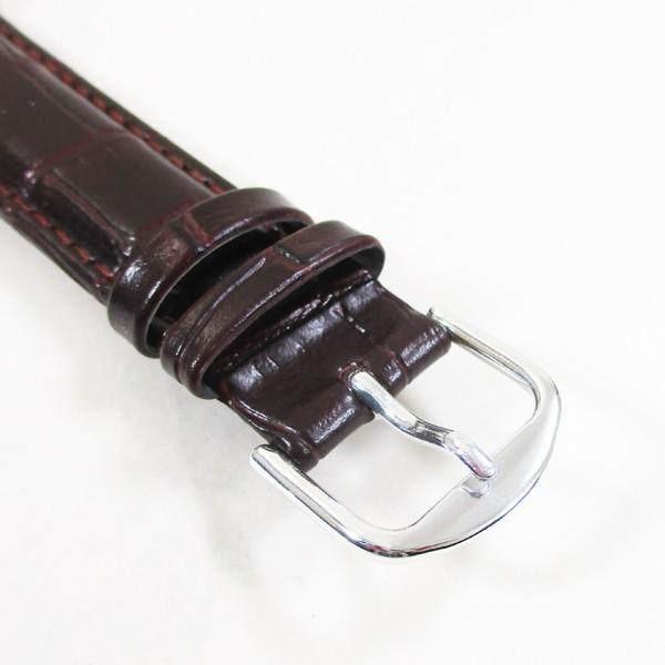 シチズン ファルコン 腕時計 日本製ムーブメント 革ベルト ブラウン/茶 QA00-321 メンズ 紳士/送料無料メール便 ポイント消化 saponintaiga 04