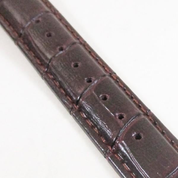 シチズン ファルコン 腕時計 日本製ムーブメント 革ベルト ブラウン/茶 QA00-321 メンズ 紳士/送料無料メール便 ポイント消化 saponintaiga 05