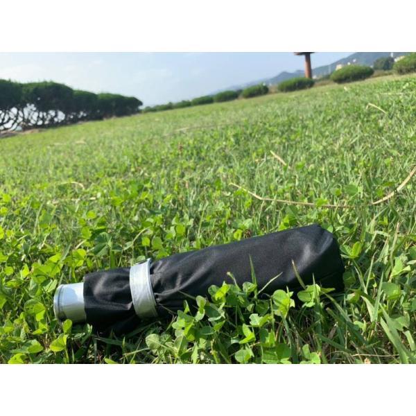 折りたたみ日傘 晴雨兼用傘 男女お使いいただける 折りたたみ傘 グラスファイバー ブラック#677x1本/送料無料 saponintaiga 04