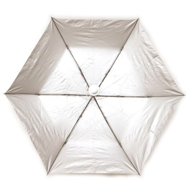 折りたたみ日傘 晴雨兼用傘 男女お使いいただける 折りたたみ傘 グラスファイバー ブラック#677x1本/送料無料 saponintaiga 05