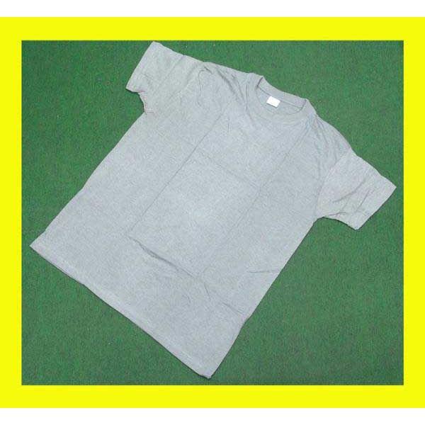 グレー無地Tシャツ/Lサイズ/10枚/速乾|saponintaiga