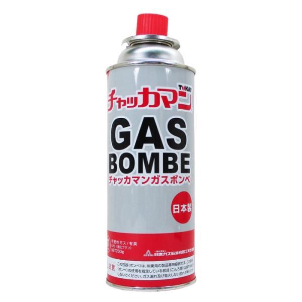カセットガス(CB缶)ガスボンベ チャッカマン 東海 日本製 ガスバーナー&カセットコンロ用/8903x1本/送料無料