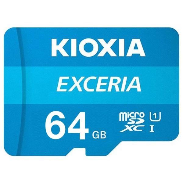 東芝 マイクロSD microSDXCカード 64GB 64ギガ クラス10|saponintaiga