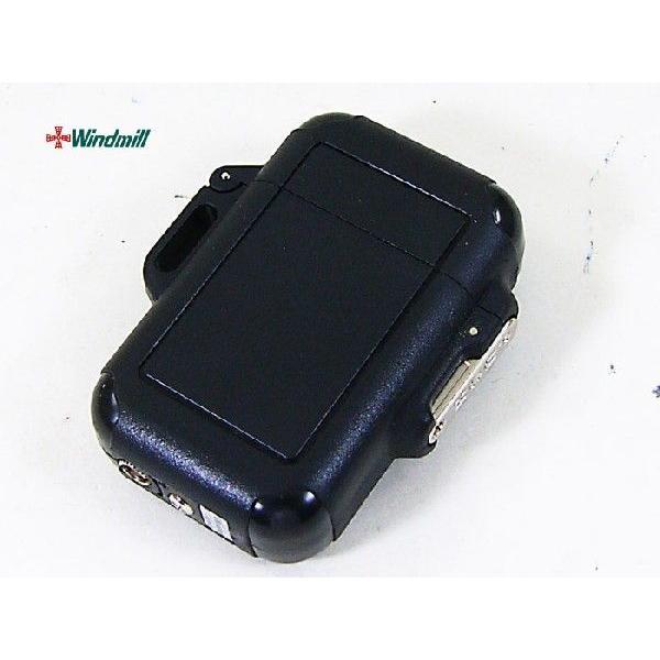 ウインドミル ターボライター Zag ブラック(0009)x1個