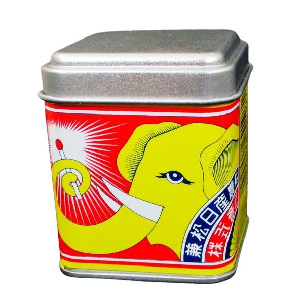 マッチ 象印 日本製 デミタス缶マッチ ノスタルジア柄(約120本入)x3缶セット/送料無料|saponintaiga
