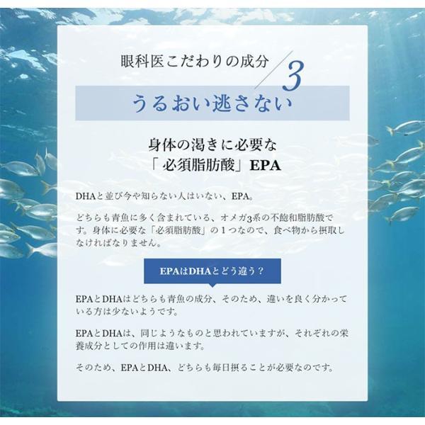 アントシアニン DHA EPA モイスチャーサポートサプリメント 乾きを感じる PC スマホを使う現代人へ 180粒 sapurinojikan 06