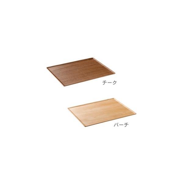木製 トレー 6枚セット PLACE MAT プレイスマット 43x33cm  チーク ランチョンマット お盆 カフェ おしゃれ〔お取り寄せ商品〕|sara-cera-y|04